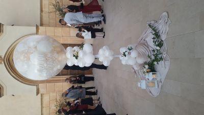 feste compleanni addobbi con palloncini animazione ludoteca affitto sala bomboniere