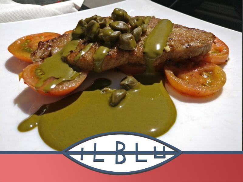 offerta mangiare pesce promozione ristorante di pesce siracusa ristorante il blu