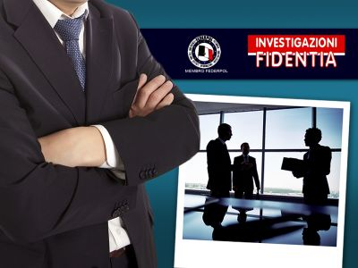offerta servizi investigazione privati promozione investigazioni aziende istituto fidentia