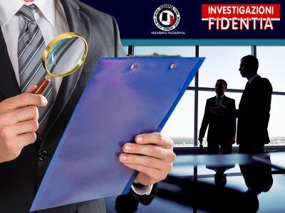 offerta servizi investigazione privati promozione investigazione aziende istituto fidentia