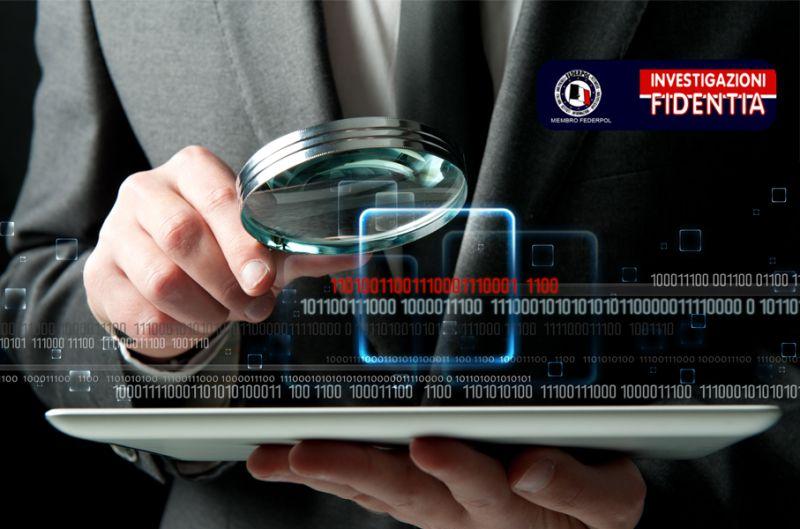 INVESTIGAZIONI FIDENTIA offerta indagini ed investigazioni anti stalking