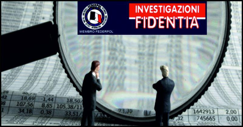 istituto fidentia offerta agenzia investigativa - occasione investigatore privato perugia