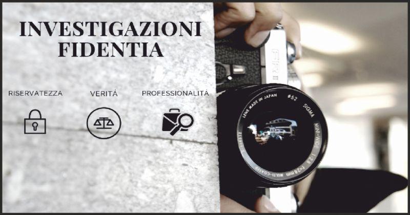 istituto fidentia offerta investigazioni private - occasione sicurezza privata perugia