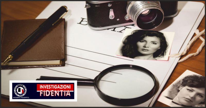 istituto fidentia offerta ricerca persone scomparse - occasione investigazioni imprese perugia