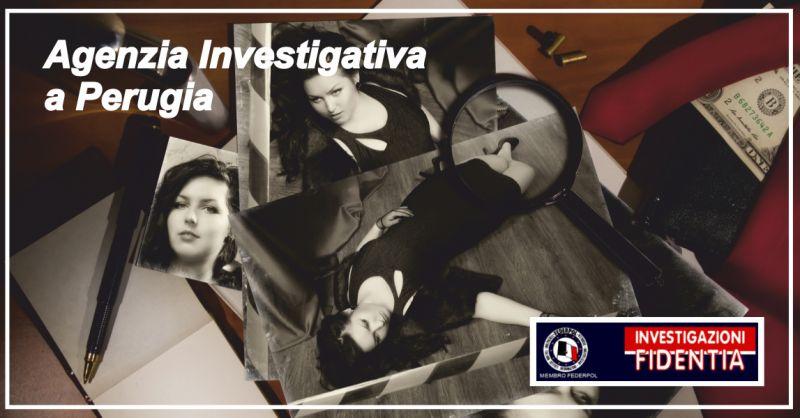 istituto fidentia offerta agenzia investigativa perugia - occasione investigazioni perugia