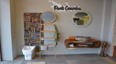 punto ceramica offerta svendita arredamento occasione sconti arredo bagno moderno ragusa