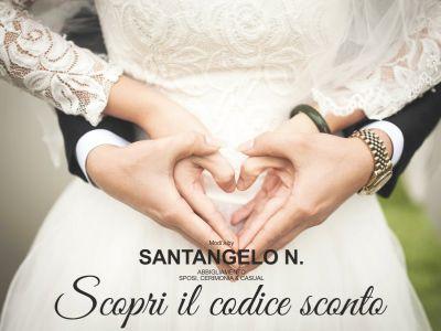offerta abiti da sposa codice sconto promozione abbigliamento cerimonia negozio sempre aperto