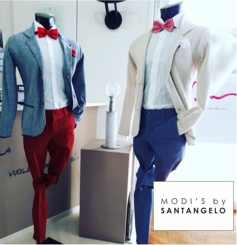 MODI S SANTANGELO offerta abiti uomo cerimonia nuovi arrivi -  promozione abbigliamento uomo