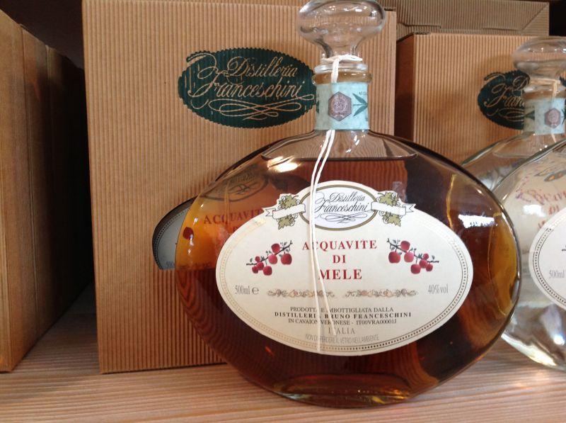 promozione distillati di frutta artigianali offerta vendita grappe liquori artigianali verona