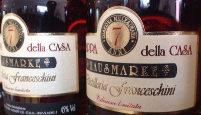 offerta distillati amarone grappa verona promozione distilleria artigianale