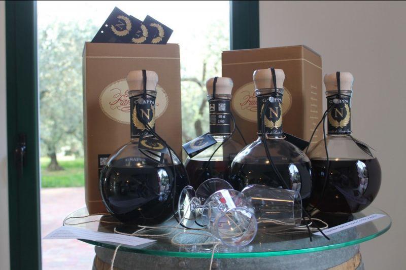 Offerta vendita Grappa di Amarone Stravecchia - Promozione produzione grappa extra invecchiata