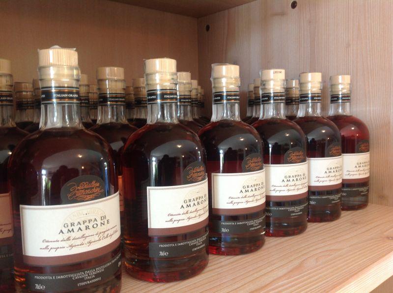 Offerta produzione grappa dal vino Amarone-Offerta produzione Grappe da vini della Valpolicella