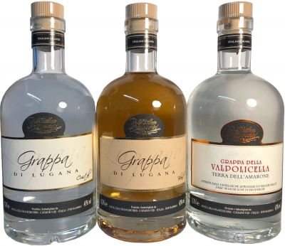 offerta grappa lugana valpolicella barrique occasione vendita distillati artigianali