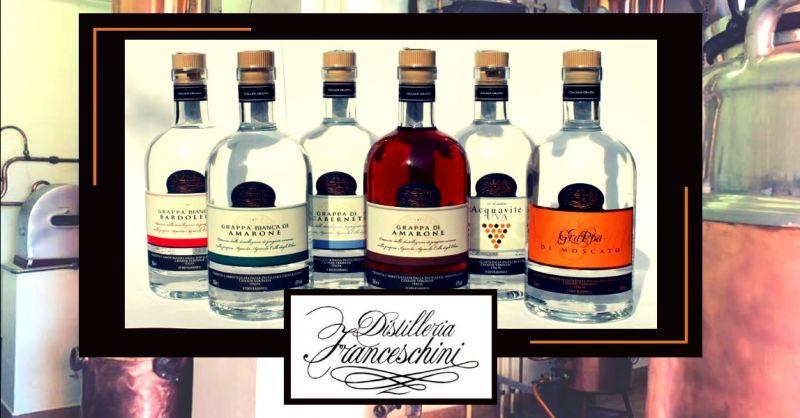 offerta produzione distillati artigianali - occasione vendita distillati produzione propria