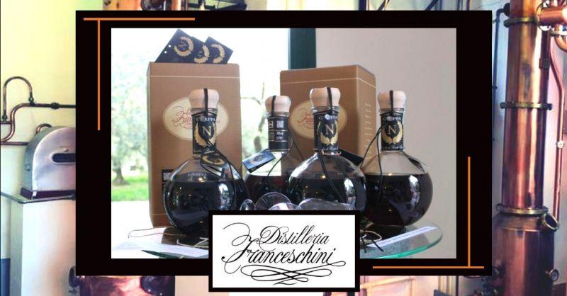 offerta vendita grappa di Amarone invecchiata - occasione vendita grappe prestigiose