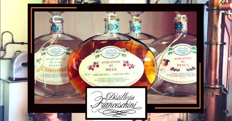 offerta vendita distillati di frutta - occasione distillati di frutta produzione propria