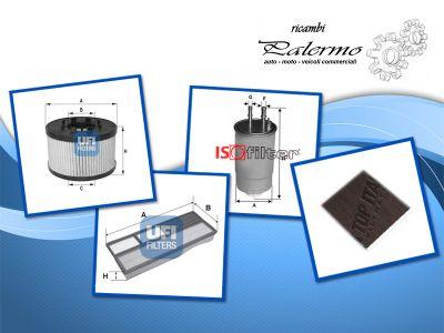 offerta kit tagliando 4 filtri occasione kit 4 filtri fiat 1 3 mjt autoricambi palermo oliva