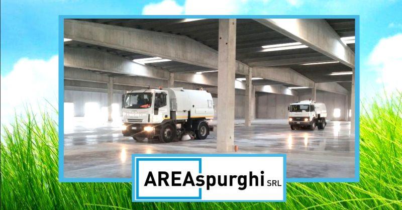 offerta servizio pulizia strade Verona - occasione spazzatrice stradale a noleggio Verona