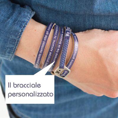 offerta braccialetti personalizzati milano promozione we positive milano home s fragrances