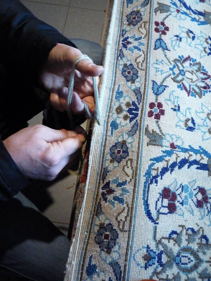 TAPPETO PULITO offerta lavaggio tappeti Citta' di Castello - Promozione restauro tappeti