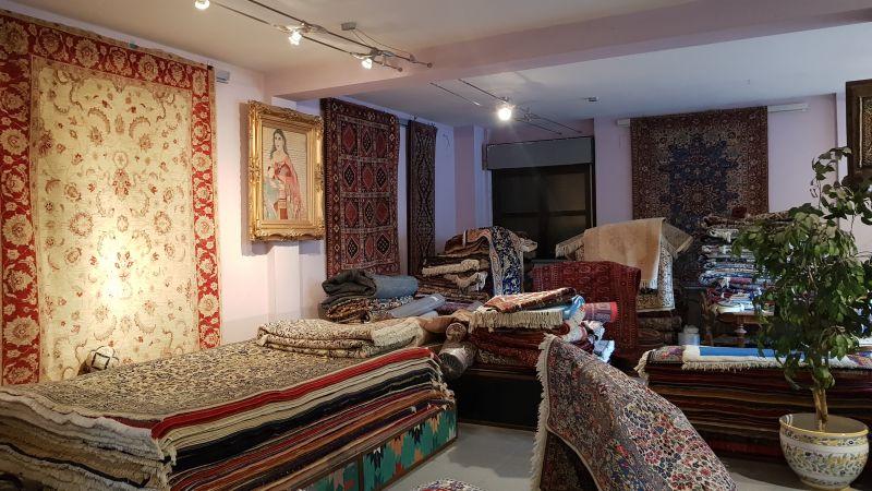 TAPPETO PULITO offerta vendita tappeti persiani ed orientali