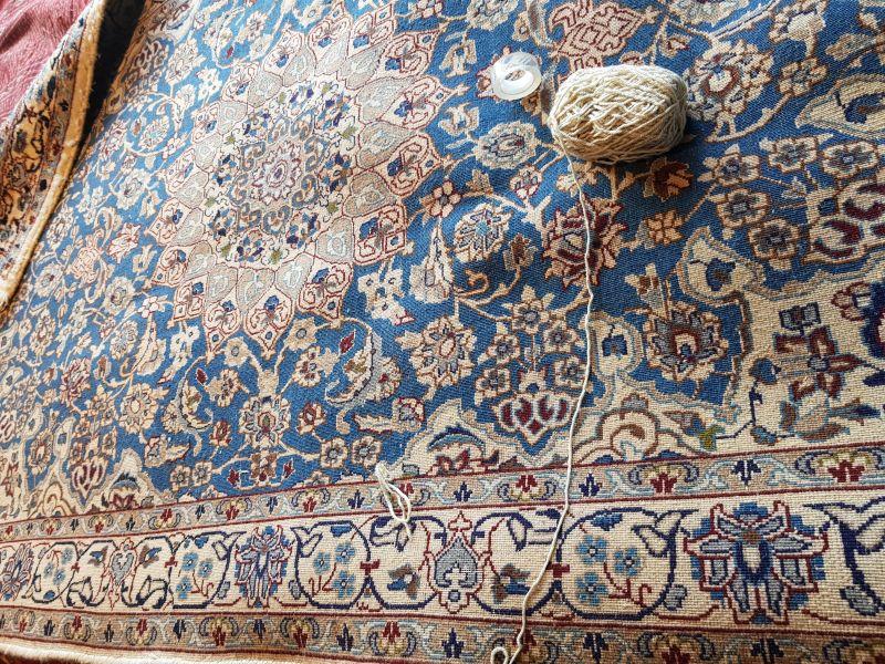 TAPPETO PULITO offerta bordatura tappeti persiani Corciano