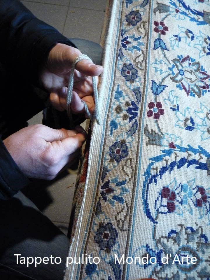 TAPPETO PULITO offerta restauro tappeti Umbria