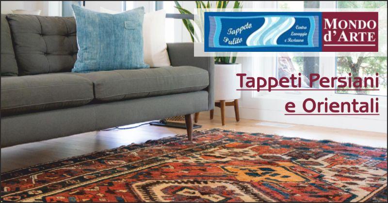 mondo d'arte offerta tappeti persiani - occasione vendita tappeti orientali perugia