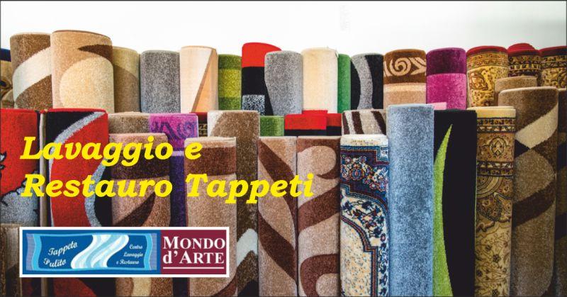 offerta restauro tappeti danneggiati - occasione professionisti lavaggio tappeti perugia