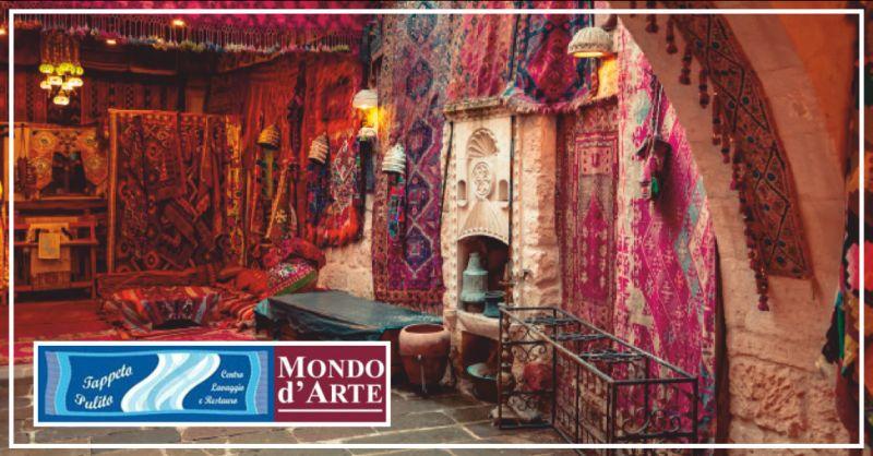 mondo d'arte offerta restauro tappeti perugia - occasione riparazione tappeti perugia
