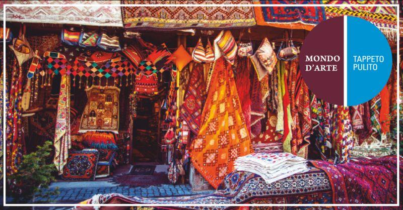tappeto pulito offerta vendita tappeti persiani - occasione assortimento tappeti perugia