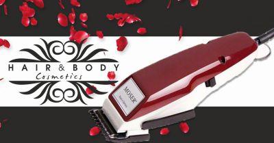 offerta moser tosatrice 1400 in sconto occasione tosatrice professionale adatta per capelli e barba