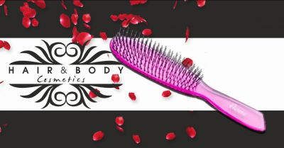 offerta vendita spazzola districante professionale crystal occasione vendita spazzola per extension