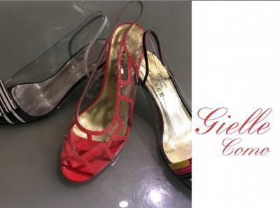 offerta scarpe cerimonia donna promozione calzatura elegante donna gielle calzature como