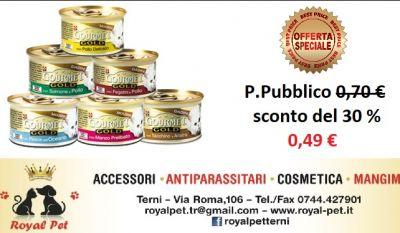 promozione offerta gourmet gold