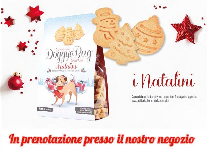 Promozione biscotti natalizi per cani Terni - occasione vendita Natalini per animali Terni