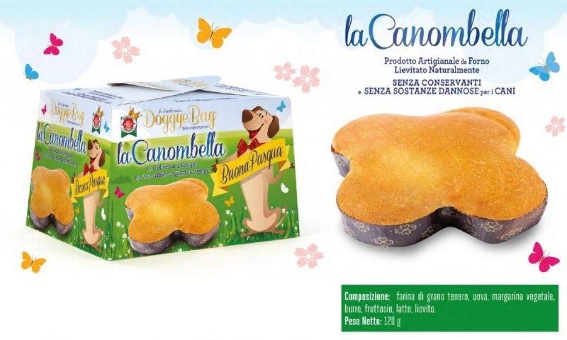 Offerta dolce pasquale per cane Canombella Terni - occasione dolci specifici per cani Terni