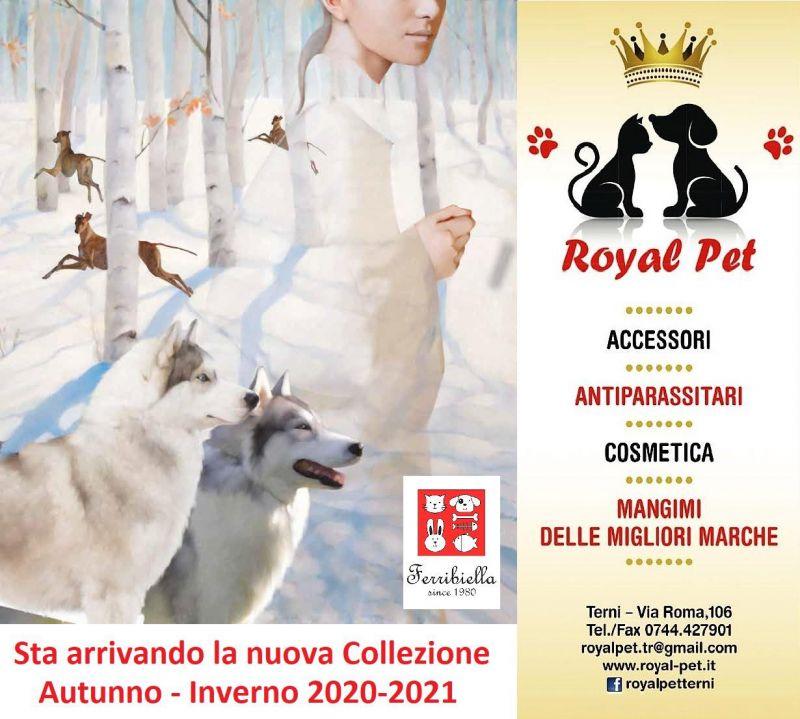 Offerta Cappottini ed Abbigliamento Ferribiella per cani Terni