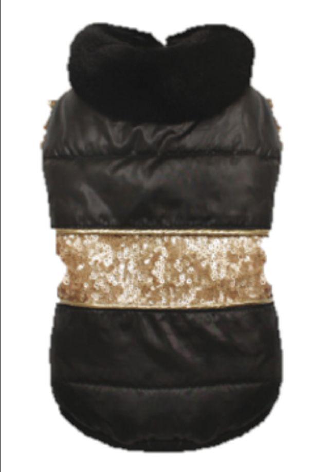 Promozione abbigliamento invernale elegante per cani Croci Terni