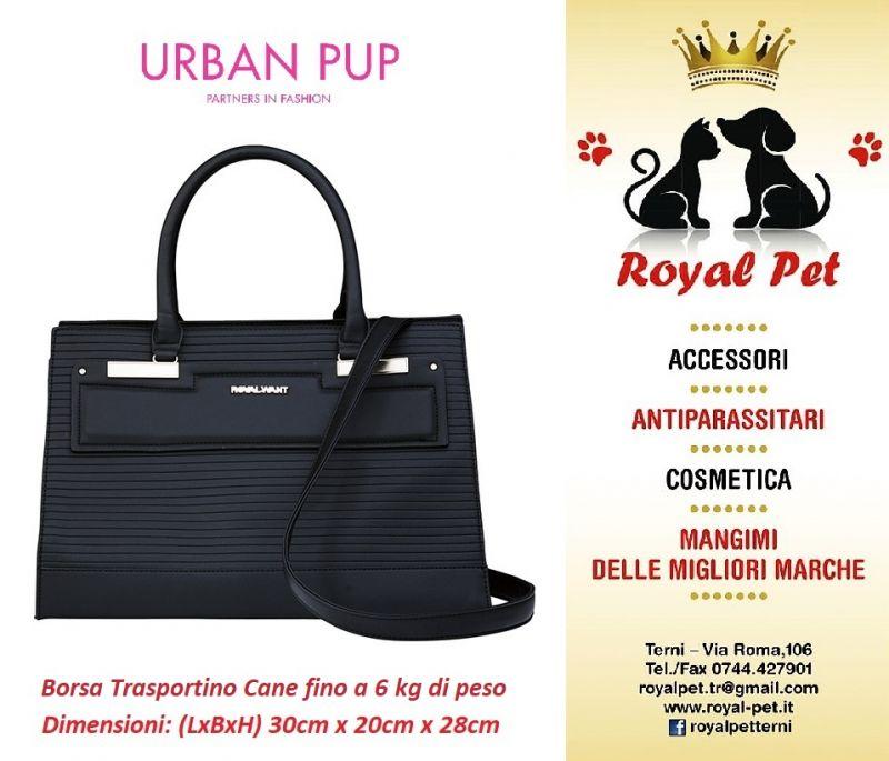 Occasione Borsa Trasportino per cani elegante moderna Urban Pup Terni