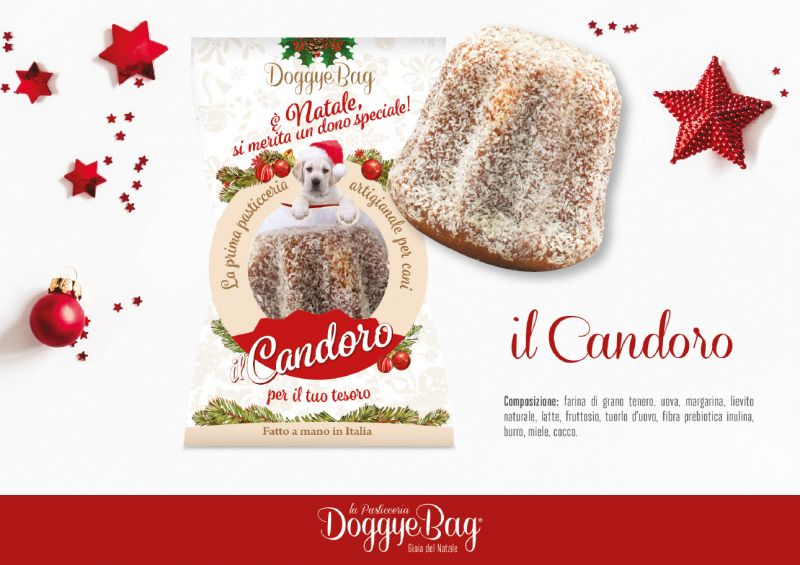Offerta Candoro per cani Terni - Occasione vendita pandoro per cani Terni