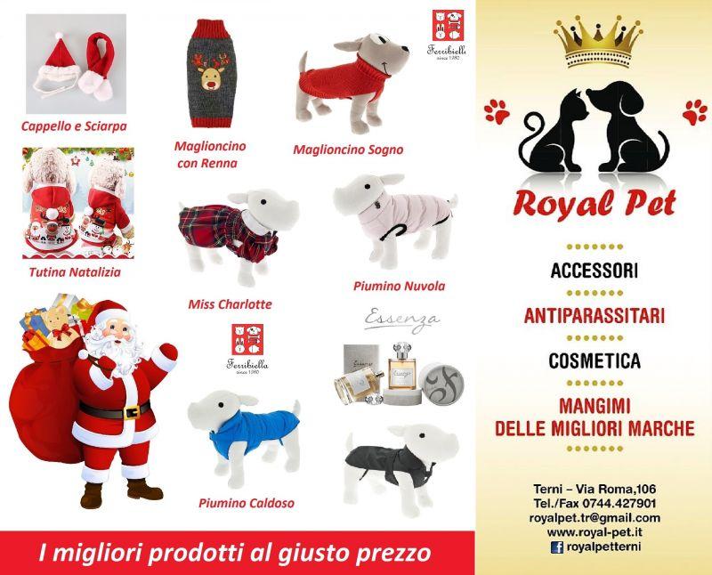 Offerta abbigliamento per cani natalizio Terni - Occasione accessori per animali tema Natale Terni