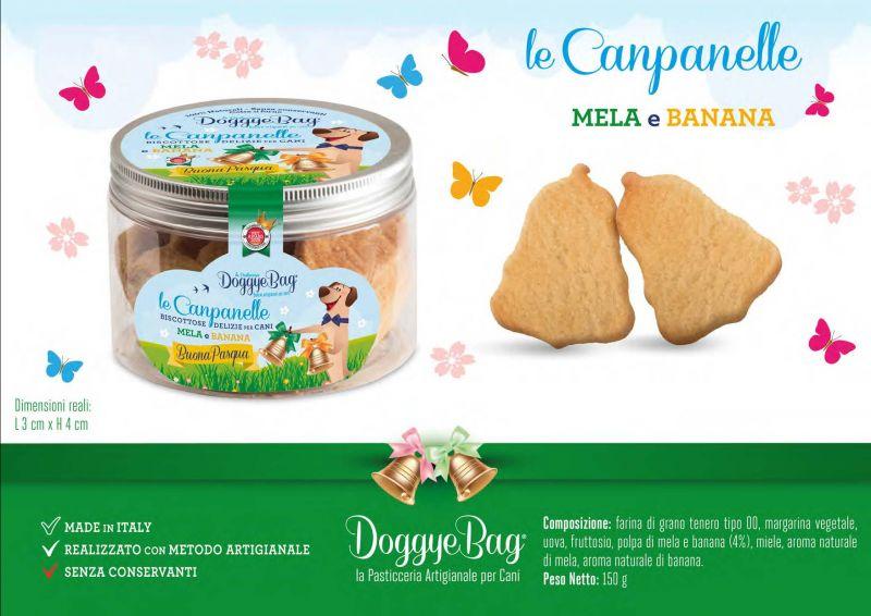 Promozione biscotti pasquali Le Canpanelle Terni - Offerta biscotti pasquali per cani Terni