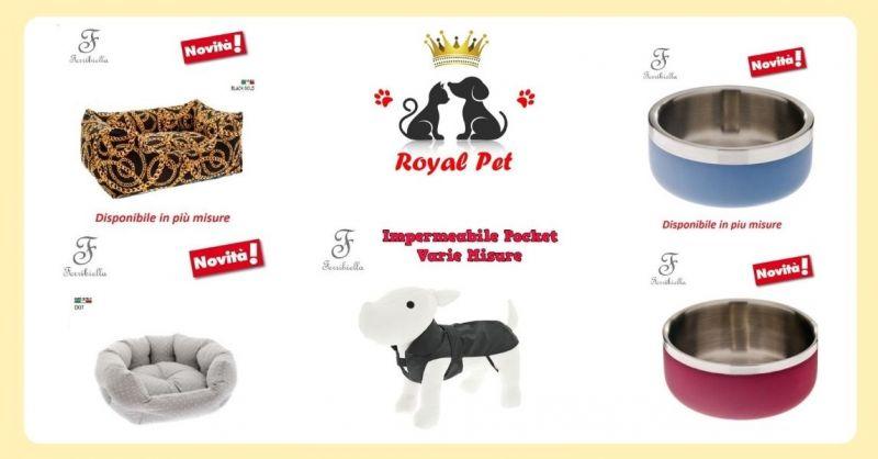 Promozione cucce per cani Ferribiella - Offerta crocchette per cani al miglior prezzo Terni