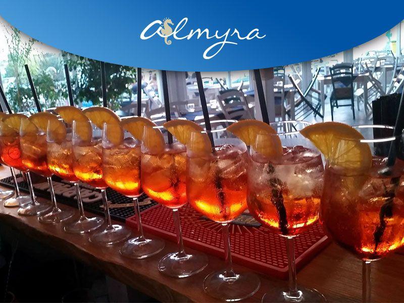 offerta aperitivo sul mare promozione happy hour ognina ristorante almyra