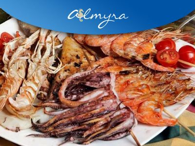 offerta sea food promozione ristorante di pesce ristorante almyra ognina