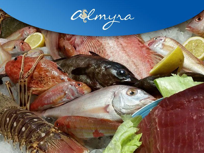 offerta ristorante pesce promozione ristorante sul mare almyra ognina