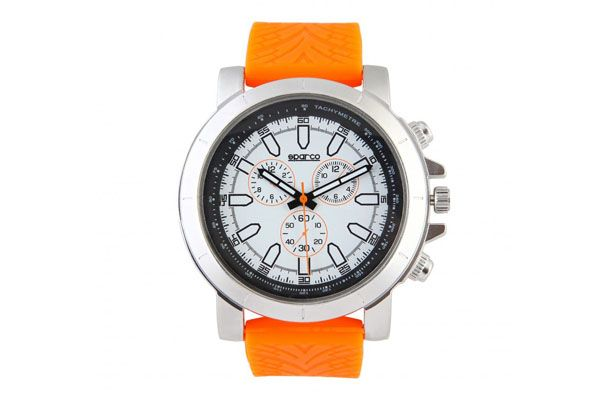 Orologio sparco uomo james orange