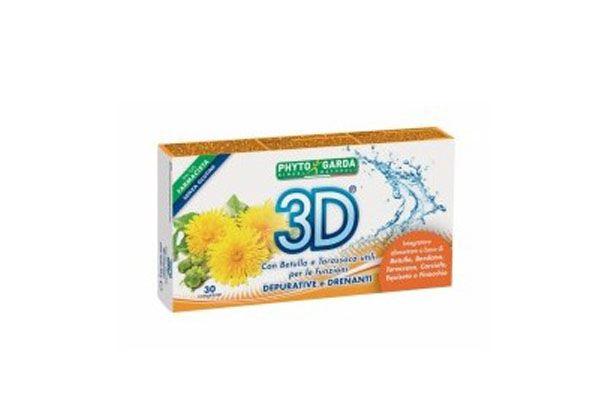phytogarda 3d integratore alimentare