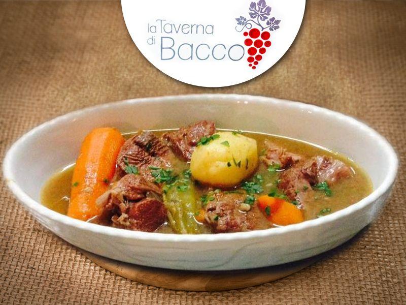 offerta cucina tipica siciliana palazzolo promozione piatti locali tipici taverna di bacco